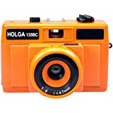 Holga 227135 Holgaglo 135 Camera - Aura Orange