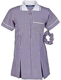 Ayra – niña de la escuela de ropa de verano vestido edad 3 4 ...