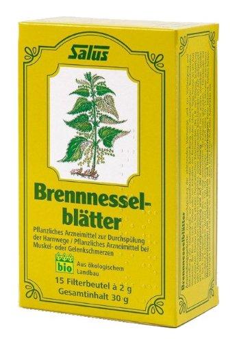 Salus BIO Brennnesseltee, Filterbeutel, 15er
