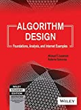 Algorithm Design: Foundations, Analysis and Internet Examples