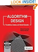 #9: Algorithm Design: Foundations, Analysis and Internet Examples