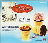 Tekrum Waffel-Becher 60St/230g