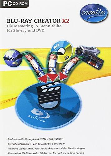Braun Handels GmbH Creetix Blu-ray Creator X2