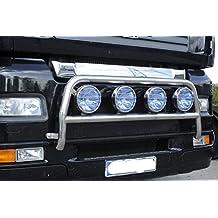 Vehículo Índice Fischer Camiones Lámpara Asa de acero inoxidable para inferior