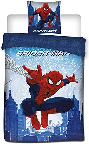 Spiderman Marvel - Parure de Lit - Housse de Couette