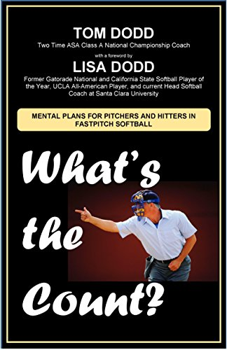 What's the Count?: Mental plans for pitchers and hitters in fastpitch softball (English Edition) por Tom Dodd