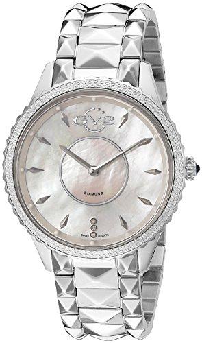 Gevril Reloj con Movimiento Cuarzo Suizo Woman Carrara 38 mm
