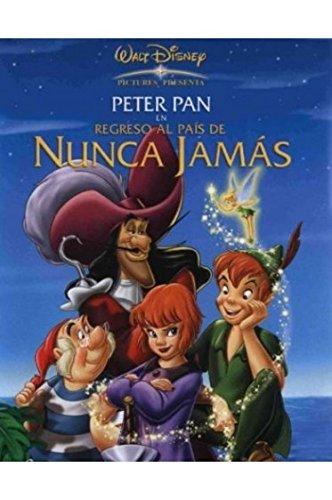 Peter-pan 2, regreso al pais de nunca jamas (*DVD*)