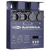 Showtec Multi Switch 4 Switchpack DMX nur Schaltfunktion