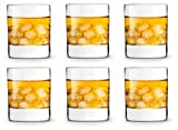 Leerdam, Serie Tasty, Whiskybecher 20 cl, im 6er-Set