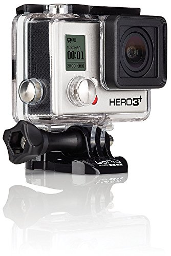 GoPro Hero3+ Silver Actionkamera