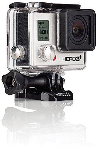 GoPro Hero3+ Silver Actionkamera