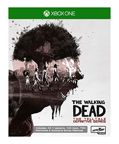 The Walking Dead: The Telltale Definitive Series (Xbox One) Best Price and Cheapest