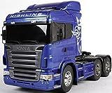 Tamiya 56327 - Camion Scania R620, radiocomandato, Scala 1:14, Blu