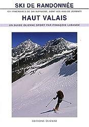 Ski de randonnée : Haut Vallais
