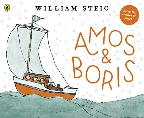 Amos & Boris (English Edition)