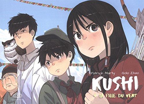 Kushi (4) : La fille du vent