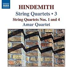 String Quartets, Vol. 3 - Nos. 1 & 4