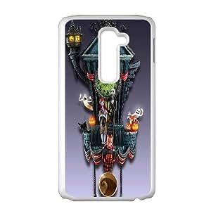 Custom Case The Nightmare Before Christmas For LG G2 Q3V792100