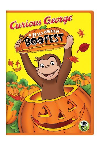 Curious George: A Halloween Boo Fest by Frank Welker