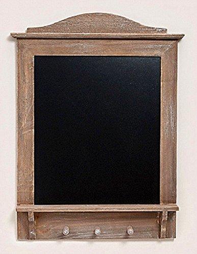 large-64-cm-x-45-cm-x-6-cm-memo-chalk-board-blackboard-for-hanging-with-3-hooks-and-shelf-kitchen-bo