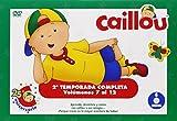 Caillou - Temporada 2, Volúmenes 1-6 [DVD]