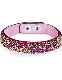 Rafaela Donata - Bracelet fashion cristal de verre - En différentes longueurs, bracelet cristal de verre - 60917021