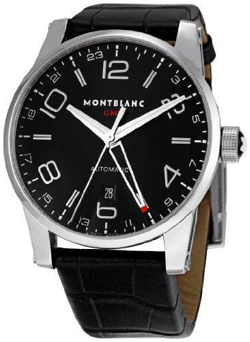Montblanc-Mens-36065-Timewalker-Black-Dial-Watch