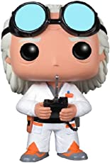 FunKo 3399 Pop! Vinile Ritorno al Futuro Doc Brown