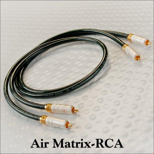 DH Labs Air Matrix Cinch Audio Kabel 1,0 meter Paar