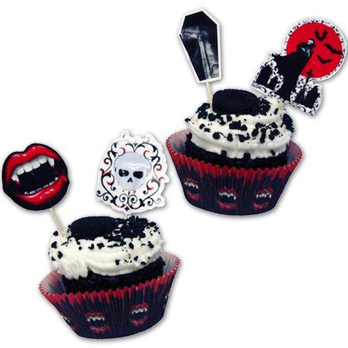 amscan International 996697 Fantastic Cupcake und Picker