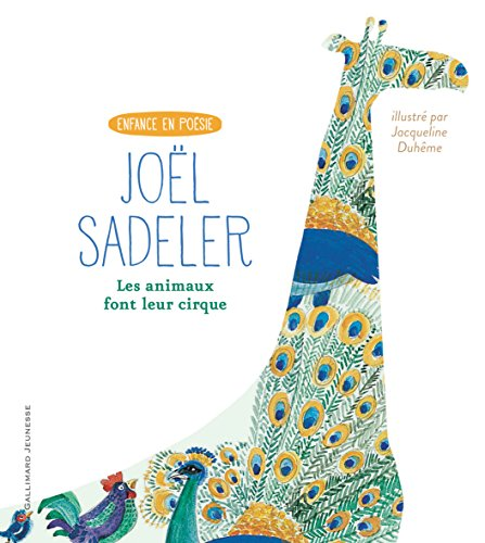 Les animaux font leur cirque par Joël Sadeler