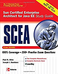 Sun Certified Enterprise Architect for Java EE. Study Guide: Exam 310-051 (Certification Press)