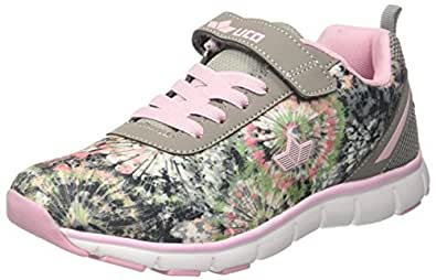 Lico Damen Sunflower Vs Sneaker, Pink (Rosa/Grau), 37 EU
