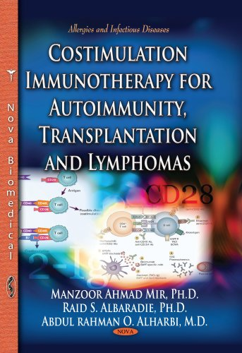 Costimulation Immunotherapy for Autoimmunity, Transplantation and Lymphomas (Allergies and Infectious Diseases)