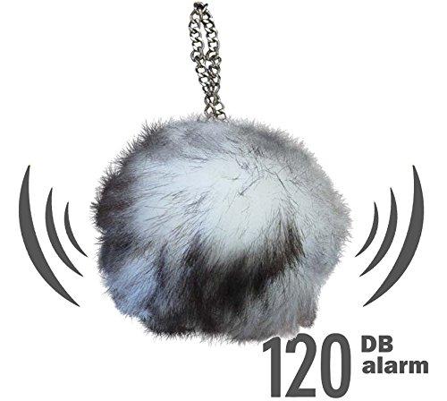 Pom Pom Personal Alarm 120dB, PAL042