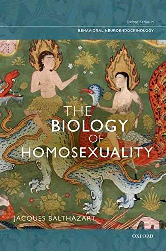 [(The Biology of Homosexuality)] [By (author) Jacques Balthazart] published on (December, 2011)