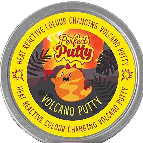 Fizz Creations 1460 - Masilla de Cambio de Color con activación de Calor