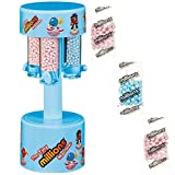 Scotrade Elegant von Mini-Maschine mit Fruity Penny Sweets Dispenser Candy Buffet, Spielzeug, Blau