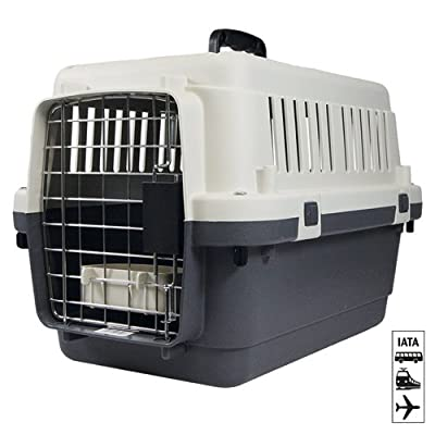 Karlie Transport Box - In Accordance with IATA Requirements for Transportation of Live Animals from Karlie