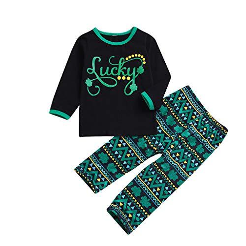 Amphia - Homewear für Kinder - Briefdruckoberteil + -