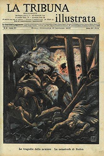 Le tragedie delle miniere. La catastrofe di Reden.