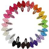 15 Piezas Pinza De Pelo Para Las Niñas Chicas Clips Pelo Horquilla De Arco
