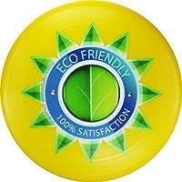 Eurodisc 175 g Ultimate Frisbee Disco ECO STAR amarillo de bioplástico