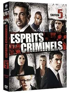 Esprits criminels Saison 5 - Coffret 6 DVD