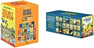 Secret Seven Complete Boxset Of 17 Titles + Famous Five: 21 Exciting Adventures! (Set Of 21 Books) (Set of 2 B
