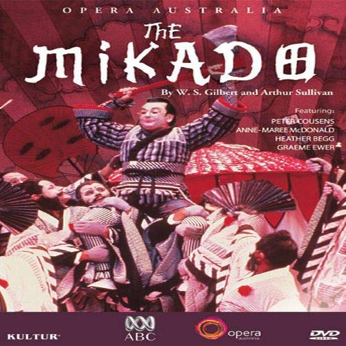 Price comparison product image Mikado [DVD] [2008] [Region 1] [US Import] [NTSC]