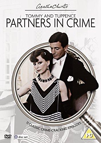 Agatha christie's tommy and tuppence partners in crime (3 dvd) [edizione: regno unito] [edizione: regno unito]
