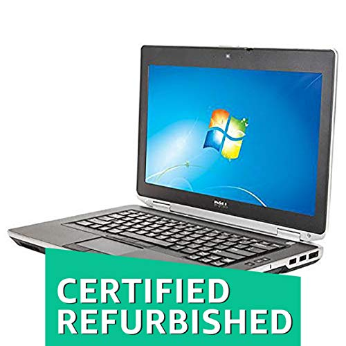 (Renewed) Dell Latitude E6430-i5-4 GB-320 GB 14-inch Laptop (3rd Gen Core i5/4GB/320GB/Windows 7/Integrated Graphics), Greyish Silver