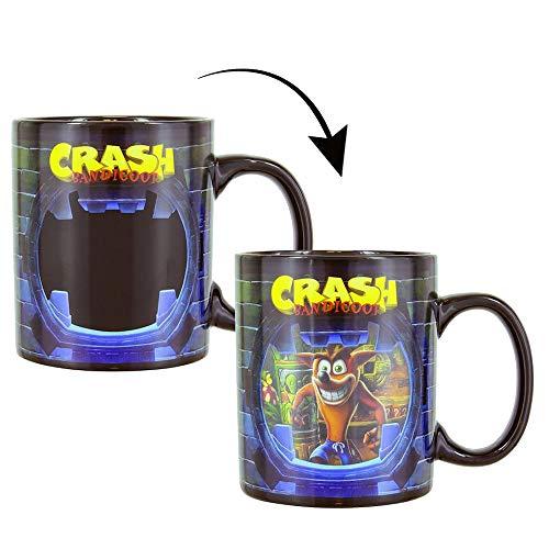 Crash Bandicoot - Crash - Farbwechseltasse   Original Merchandise